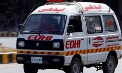 کراچی: آئل اور واٹر ٹینکر میں تصادم، 3زخمی