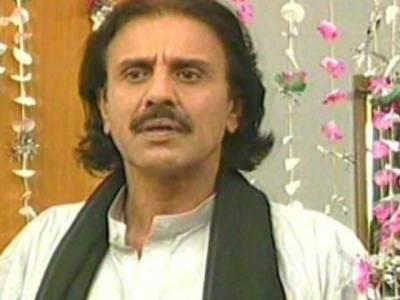 ملک کے نامور اداکار گلاب چانڈیو کراچی میں انتقال کر گئے