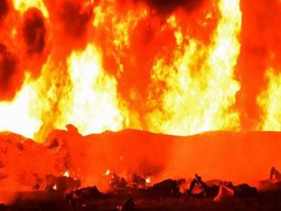 میکسیکو میں آئل پائپ لائن میں خوفناک دھماکا، 66 افراد ہلاک