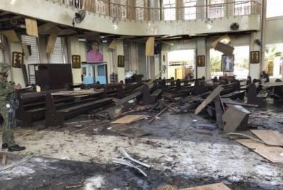فلپائن میں دو بم دھماکے، 21 افراد ہلاک،42زخمی