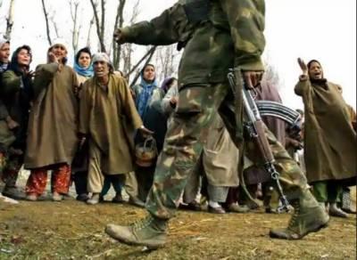 مقبوضہ کشمیر:بھارتی فوج کی ریاستی دہشت گردی جاری,ضلع پلوامہ میں و نوجوانوں کو شہید کردیا