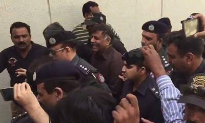 نقیب اللہ قتل کیس:راؤ انوار کے گھر کو سب جیل قرار دینے کیخلاف درخواست خارج