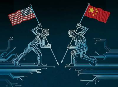 مصنوعی ذہانت کے میدان میں چین اور امریکہ سرفہرست ہیں