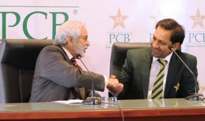 سرفراز احمد کپتان ہیں اور ورلڈ کپ تک وہ ٹیم کے کپتان رہیں گے:احسان مانی