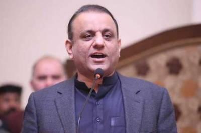 علیم خان کا استعفی قبول،وزیر بلدیات کااضافی چارج راجہ بشارت کومل گیا
