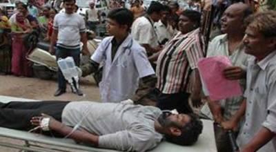 بھارت: زہریلی شراب پینے سے ہلاکتوں کی تعداد 90ہو گئی