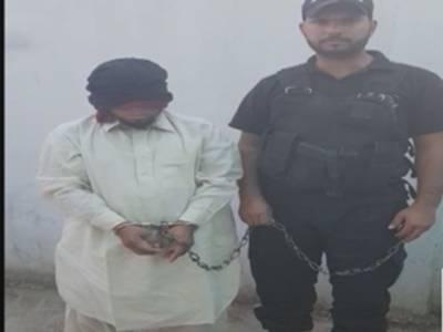 42 افراد کے قتل میں ملوث ٹارگٹ کلر گرفتار