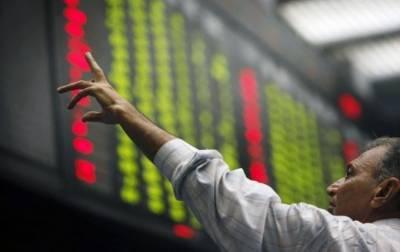 پاکستان اسٹاک مارکیٹ میں مثبت رجحان،کے ایس ای 100 انڈیکس میں 187 پوائنٹس کا اضافہ
