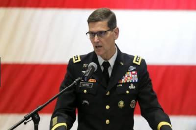 جنرل ووٹل نے چند ہفتوں میں شام سے فوجی انخلا کا عندیہ دے دیا