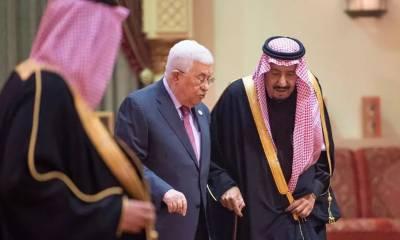 سعودی عرب فلسطینیوں کے شانہ بشانہ کھڑا ہے: شاہ سلمان