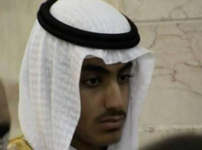 امریکا کااسامہ بن لادن کے بیٹے کی گرفتاری پر 10 لاکھ ڈالر کا اعلان