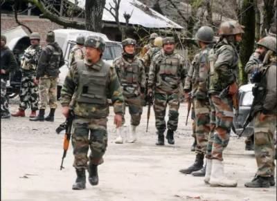 مقبوضہ کشمیر میں قابض بھارتی فوج کے مظالم جاری,2 کشمیری شہید