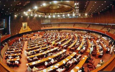 اسلام آباد: پارلیمنٹ کے مشترکہ اجلاس میں بھارتی جارحیت کے خلاف قرار داد متفقہ طور پر منظور