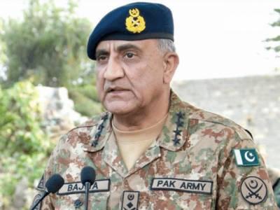 پاکستان اپنے دفاع میں کسی بھی جارحیت کا یقینی طور پر جواب دے گا: آرمی چیف