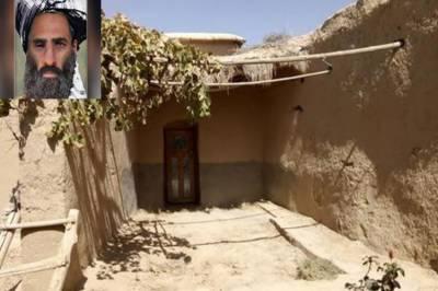 طالبان نے ملا عمر کے آخری ٹھکانے کی تصاویر جاری کردیں