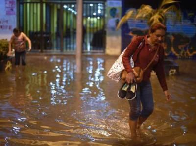 برازیل میں شدید بارشیں،12افراد ہلاک