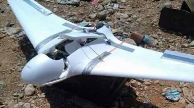 اتحادی فوج نے الحدیدہ میں حوثیوں کا ڈرون طیارہ مار گرایا