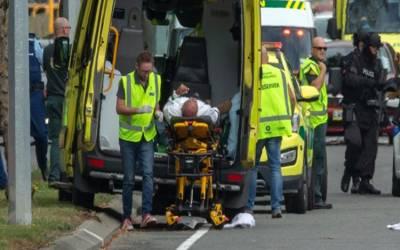 نیوزی لینڈ : مساجد میں فائرنگ، 9 افراد جاں بحق، بنگلادیشی کرکٹ ٹیم محفوظ