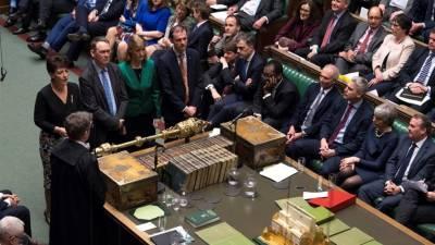 بریگزٹ: پارلیمنٹ نے وزیراعظم تھریسامے کی قرارداد منظور کرلی