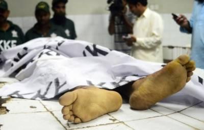 چنیوٹ میں ایک شخص نےبیوی اور 3 بچوں کو قتل کر کے خودکشی کر لی