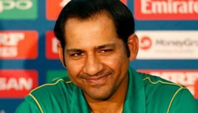 پاکستان میں کرکٹ مقابلوں کا معیار بہت بلند ہوگیا ہے,کامیابی کے لیے پر امید ہیں:سرفراز احمد