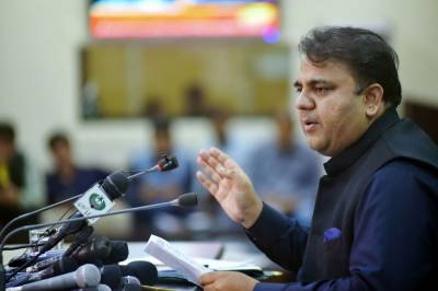 حکومت کو نیب قوانین تبدیل کرنے لئے حزب اختلاف کی حمایت کی ضرورت ہے:فواد چوہدری