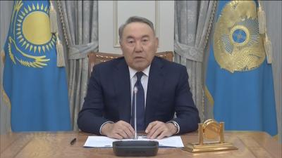 قزاخستان کے صدر نورسلطان نذربائیوف اپنے عہدے سے مستعفی