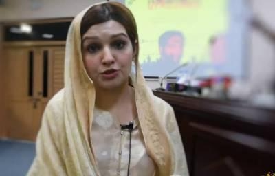 آزادی کی قدر کشمیریوں سے زیادہ کون جان سکتا ہے:مشال ملک کی یوم پاکستان پر مبارکباد