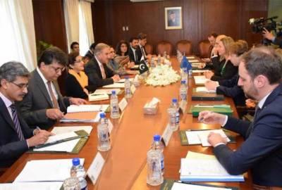 پاکستان اوریورپی یونین تذویراتی رابطےکےمنصوبے پرمتفق