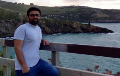 سانحہ کرائسٹ چرچ کے شہید اریب احمد کی کراچی میں تدفین