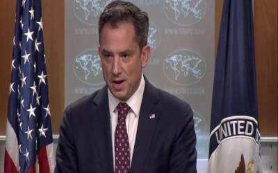 دہشت گردی کے خاتمے میں پاکستان کا عمل قابل تعریف ہے:امریکا