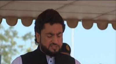 رینجرز نے5 سال میں 16ہزار آپریشن کیے،کراچی کو اب کوئی ٹیلی فون سے کنٹرول نہیں کرسکتا:شہریارآفریدی
