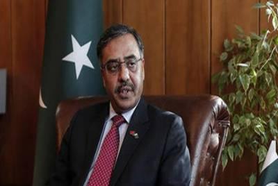 حکومت پاکستان کا سہیل محمود کو سیکریٹری خارجہ مقرر کرنے کا فیصلہ