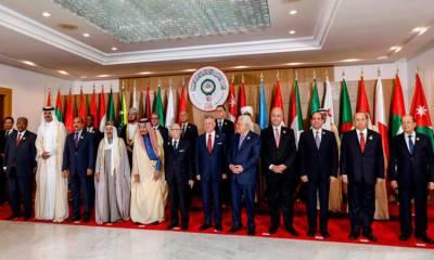 عرب لیگ نے مقبوضہ گولان کی پہاڑیوں پراسرائیلی خودمختاری کاامریکی فیصلہ مسترد کردیا