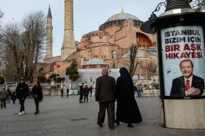 ترکی: حکمراں جماعت کو 15 سال بعد شکست کا سامنا