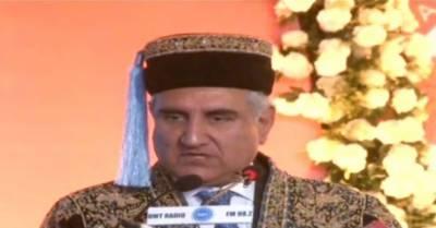 بھارتی جارحیت کا جواب دینے سے دنیا کو پیغام مل گیا,دنیا اب ایک بدلتا پاکستان دیکھ رہی:شاہ محمود قریشی