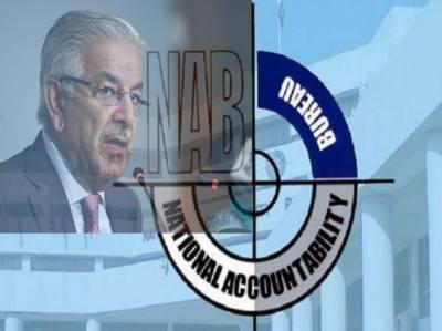 اثاثہ جات کیس:خواجہ آصف کی نیب راوالپنڈی کے سامنے پیش ہونے سے معذرت