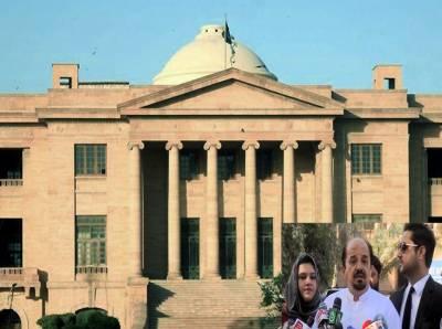 فردوس شمیم نقوی نے اسمبلی رولز 143کو سندھ ہائیکورٹ میں چیلنج کر دیا