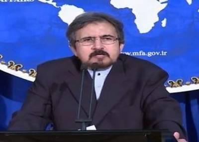 ایران کاعرب لیگ کےگولان کی پہاڑیوں سےمتعلق بیان کاخیرمقدم