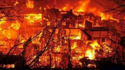 چین کے جنگلات میں ہولناک آتشزدگی میں 26 فائر فائٹرز ہلاک، 30لاپتہ