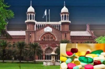 ادویات کی قیمتوں میں 100فیصد اضافہ لاہور ہائیکورٹ میں چیلنج