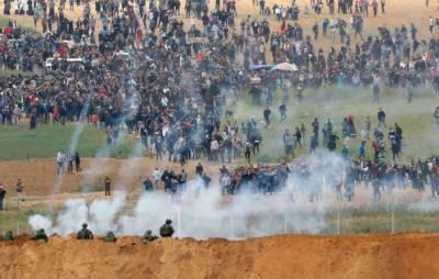 غزہ میں اسرائیلی فوج کی فائرنگ سے ایک فلسطینی شہید، 2 زخمی