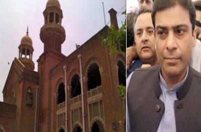 حمزہ شہباز نے نیب کے چھاپے کو لاہور ہائیکورٹ میں چیلنج کردیا