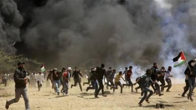 اسرائیل کاغزہ اور مغربی کنارے کا سکیورٹی محاصرہ