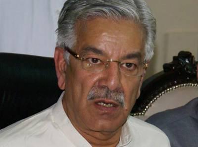 خواجہ آصف 9اپریل کو نیب راولپنڈی میں طلب، نوٹس جاری