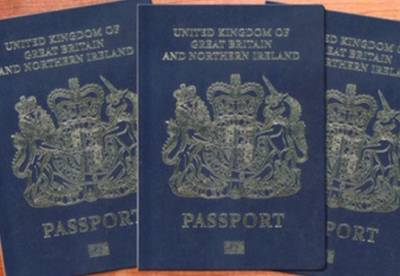برطانیہ کے نئے پاسپورٹ سے یورپی یونین کے الفاظ حذف کردیے گئے
