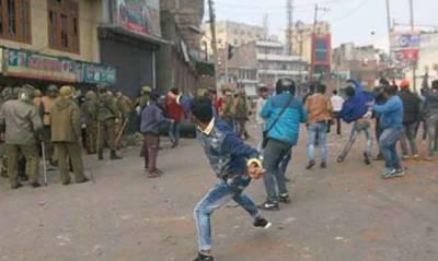 بھارت میں انتہا پسند ہندووں کا حملہ،مسلمانوں کی 250 دکانیں بند کروا دیں
