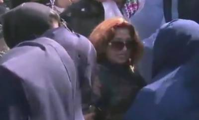 پیپلز پارٹی قیادت کی پیشی،ہلڑ بازی کرنے پر 2 خواتین کارکن گرفتار