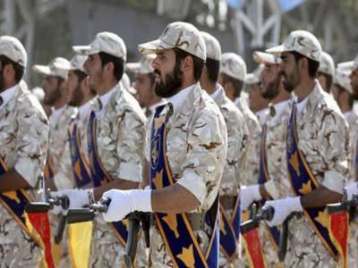 امریکا نے ایرانی پاسدران انقلاب کو دہشتگرد قرار دیدیا