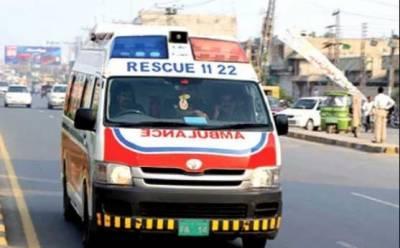 لاہور میں شوہر کا سسرالیوں پر تشدد، 5 افراد زخمی